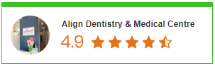 Align Denistry Google Reviews